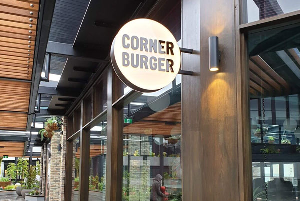 Corner Burger