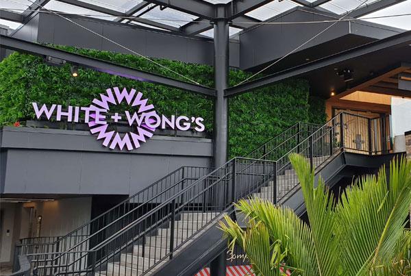 White & Wong's